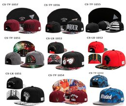 Wholesale 2015 new CAYLER SONS Flagged US Adjustable Snapbacks Baseball Cap Hats Cheap Holy Brooklyn Wild Style caps hat Label Rasta Power Headwears