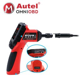 Wholesale Bmw Distributor - [Autel Distributor] Autel MV400 Maxivideo MV400 Digital Videoscope 8.5mm Diameter Imager Head Inspection Camera DHL Free Ship