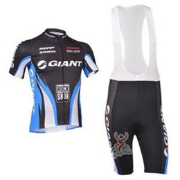 Wholesale Cycling Jersey Suit Giant - 2015 HOT SALE GIANT Team Cycling Jersey Cycling Wear SHORT Cycling Clothing+short bib suit-GIANT-3B Free Shipping