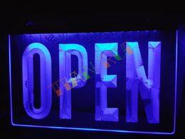 Wholesale Open Pub - LB098-b OPEN Shop Cafe Bar Pub Club Retail NR Light Sign home decor shop crafts led sign.jpg
