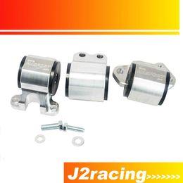 Wholesale Eg Control - J2 RACING STORE-Sport Engine Swap Mount Kit (3-bolt Left Mount) - D-Series or B-Series DC2 EG EA020 with logo PQY-EM31