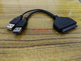 2019 hdd sata fahren Kostenloser Versand USB 3.0 + 2.0 bis 22Pin SATA 2.5