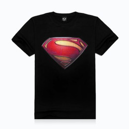 Wholesale Compressed Women T Shirts - Free shipping compressed t-shirt hot superman batman t shirt men sports clothing Captain America 3D T Shirt Short Sleeve T014
