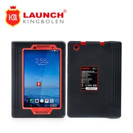 Wholesale Tester Launch X431 - Launch X431 V Master 8INCH Diagnostic Tool Update Via Launch Official Website Launch X-431 V Support WiFi Bluetooth Free Ship