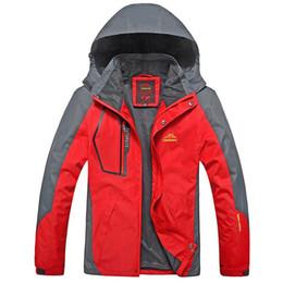 uomini pioggia giacche moda Sconti Fashion-Jacket capispalla per uomo impermeabile Windbreaker Giacche Uomo Primavera Autunno vento cappotto di pioggia Jaqueta Masculino tattico Cappotti
