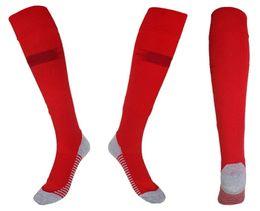 2019 bio-box großhandel Discount Cheap Soccer Socks lange Socken, Streetwear modische Walking Gym Jogging Socken, Trainer Designer Sports Streetwear Trainingssocken