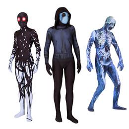 disfraz de santa verde Rebajas Disfraz de calavera esqueleto de lujo Cosplay para hombres adultos Mujeres Disfraz de Halloween para hombres adultos Traje de mujer Ropa de fiesta de carnaval