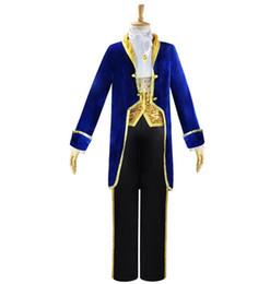 roupas de besta de beleza Desconto Cosplay beleza e besta sacerdote traje adulto traje; roupas de desempenho traje de palco; jogo anime traje cosplay;