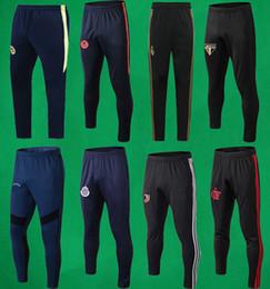 19 20 Мужчины футбольная команда UNAM длинные брюки Америка открытый футбол длинные брюки Взрослые спортивные тренировки футбольные шорты Chivas футбольные брюки от