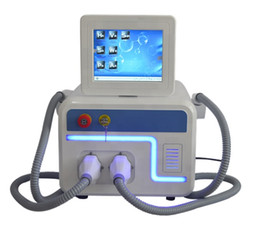 E свет ipl удаление волос онлайн-Портативный OPT shr ipl эпиляция IPL машина лечение угрей ipl e-light beauty machine