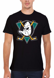 duck t shirts Coupons - Mighty Ducks NHL Hockey T Shirt free shipping Unisex Casual Tshirt top