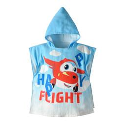 casaco verde dos miúdos Desconto 19 anos novo roupão infantil Baby Flying Music Le Di manto de capuz de algodão com capuz manto Toalha de banho do bebê
