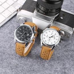 2019 тренд наручных часов Наручные часы Relogio Montre dw Business Trends джентльмен мужские кожаные ремешки роскошные автоматические даты кварцевые спортивные военные часы дешево тренд наручных часов