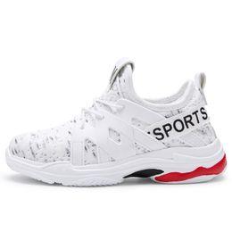 Zapato de lona blanco para niños online-niños grandes minoristas niñas zapatos blanco coreano deporte de la lona de los muchachos jóvenes zapatos para correr zapatos de baloncesto de tamaño 5 chicas diseñador de zapatos zapatillas de deporte de los niños