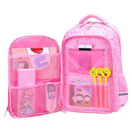 bolsa de laptop de couro rosa Desconto ABDB-Schoolbags Mochilas Escolares À Prova D 'Água Para Adolescentes Meninas Crianças Mochila Crianças Mochilas Escolares