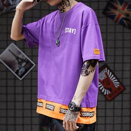 chemises à manches courtes garçon Promotion Deux t-shirts à manches mi-longues pour t-shirts à manches courtes pour garçons et filles d'été