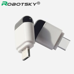 Mikro USB tipi-C Arayüzü Akıllı App Kontrol Cep telefonu uzaktan Kumanda TV TV BOX Için Kablosuz Kızılötesi Aletleri Adaptörü supplier interface adapters nereden arayüz adaptörleri tedarikçiler