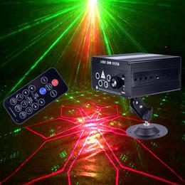 2019 projetor estrela em movimento Disco DJ Luzes Estrelas Laser Luz 7 Lens 120 Padrões Decorações do partido de aniversário do Natal RGB Projector Stage Iluminação