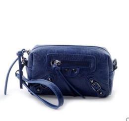 Mejor venta de An Liya nueva mini máquina de remaches bolso de embrague mini bolsa de mensajero borla monedero bolso de moda desde fabricantes