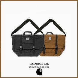 Ayrton Senna Waterproof Leather Folded Messenger Nylon Bag Travel Tote Hopping Folding School Handbags
