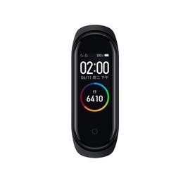 2019 наручный браслет Оригинал Xiaomi Mi Band 4 3 Умный Браслет Часы Браслет Miband 4 OLED Сенсорная Панель Монитор Сна Heart Rate Fitness Tracker скидка наручный браслет