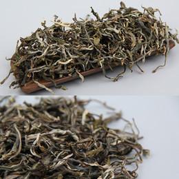 2019 fragrância por atacado Atacado Pu'er Chá Mengku Suned Green Raw Tea 2018 Árvore Antiga Primavera Honey Fragrance 500g fragrância por atacado barato