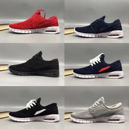 2018 SB Stefan Janoski Zapatos Hombres Mujeres Zapatos Corrientes maxes  Deportes atléticos para hombre de alta calidad Zapatillas de deporte  Diseñador de ... 8e832162a73