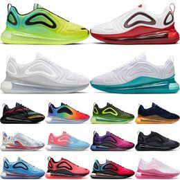 Gerileme gelecek koşu ayakkabıları mens yanardöner ay kuzey ışıkları deniz orman tasarımcısı ayakkabı bayan pembe deniz sunset lüks sneakers 36-46 cheap pink moon nereden pembe ay tedarikçiler
