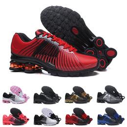 buy online f04bd 30e70 2019 famose scarpe da ginnastica Shox Deliver 625 Men Running Shoes  Trasporto di goccia all'