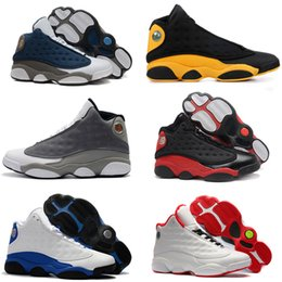 5bc43a51f4f 2019 Mens 13 MELO CLASS OF 2002 Basketball Shoes Atmosphere Grey Bred Hyper  Royal BLACK CAT WHEAT Wolf Grey Designer Sneakers With Box