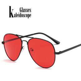 Canada Lunettes de soleil ovales pour hommes en métal pour femmes Hommes Femmes Marque Designer Lunettes Lunettes Lunettes rouge bleu cheap red womens eyeglasses Offre