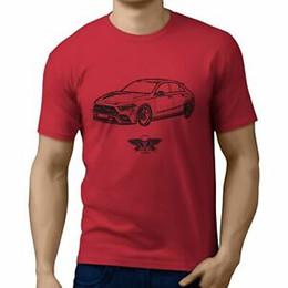 Canada Jaxon Lee Unisex Une classe inspirée Motorcar Art design T-shirts Offre
