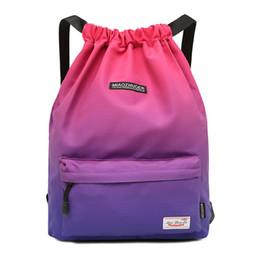 Ragdoll Drawstring Backpack Rucksack Shoulder Bags Training Gym Sack For Man And Women