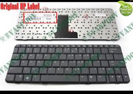 2019 computadoras portátiles epc Nuevo teclado para computadora portátil para HP Compaq 2230s, Presario CQ20 CQ20-100 CQ20-200 CQ20-300 Negro Versión para EE. UU. - 493960-001