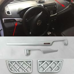 ABS-Armaturenbrett-dekorative Streifen-Abdeckungs-Ordnung für Toyota Yaris 2014-2017 von Fabrikanten