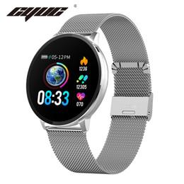 CYUC NY03 relógio inteligente da frequência cardíaca monitorar Waterproof Smartwatch de Fitness Tracker com Hband APP para Android e de Fornecedores de crianças inteligentes relógio android rosa