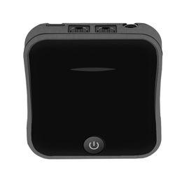 Ricevitore audio tv online-2 in 1 Adattatore audio Bluetooth Bluetooth per ricevitore e trasmettitore Hi-Fi per TV Hot