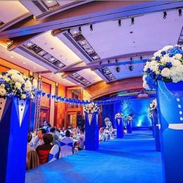 Evento tappeto rosso online-3/9/13/18 M Wedding Red Banquet Celebrazione del Rug Film Festival Event Outdoor Reward Decoration Carpet Spedizione gratuita LGOLOL