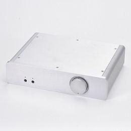 2019 boîtier en aluminium bricolage Nouveau BZ1969 Tout Châssis en aluminium 1969 Boîtier Préampli Case DIY Audio Box 263 * 61 * 186mm boîtier en aluminium bricolage pas cher