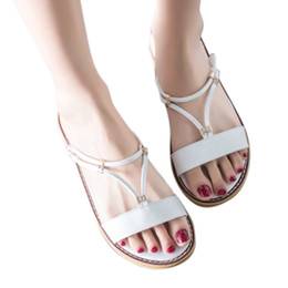 bow jelly wholesale Coupons - Women's Slippers Rivet Bow Flat Slippers Summer Garden Jelly Shoes Outdoor Sandals Casual Platform Beach Slippers#20