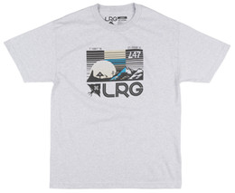 lifting shirts Coupons - LRG Latitude T-Shirt Lifted Research Streetwear Mens GreyFunny free shipping Unisex Casual top