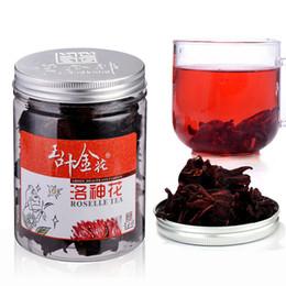 Vendas quentes Especialidade Chinesa Chá de Ervas Em Conserva Premium Roselle Novo Chá Perfumado Cuidados de Saúde Flores Chá Top-Grade Saudável Comida Verde de