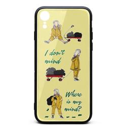 недорогие старинные телефоны Скидка Billie Eilish белый чехол для телефона, чехол, чехол для iphone, чехол для iphone XR классный чехол для iphone дешевый телефон XR защитные тяжелые чехлы с принтом vintage s