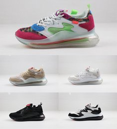 2021 sapatos beckham 720 OBJ Running Shoes for Men New Colorways Hyper Pink Desert Ore Light Bone White Black Released Odell Beckham Jr. Running Sneaker