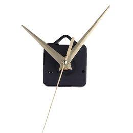 2019 mãos do movimento do relógio de quartzo Mecanismo de movimento do relógio de ouro de quartzo mãos diy reparação substituição backlit espelho relógio de mesa eletrônico mãos do movimento do relógio de quartzo barato