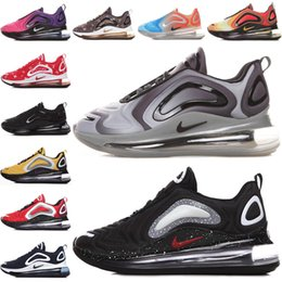 zapatillas sneakers hombre Sconti Nike Air Max 720 Nuovi Tn Mens Sneakers Chaussures Homme pattini correnti degli uomini Zapatillas Hombre Sport Formatori Tn Plus Size Eur40-45