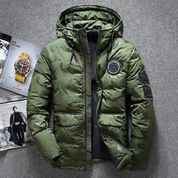 Venta directa de fábrica de la nueva chaqueta de marca canadiense de bombardero chaqueta parka hombres cortos de invierno abrigos de camuflaje monclair monler Napapijri desde fabricantes