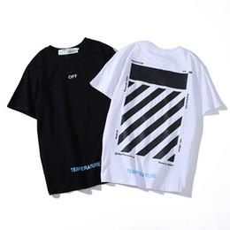 2019 camiseta de tendencia para hombre Camisa BLANCA de lujo para hombre diseñadores camiseta luxurys camiseta de algodón camiseta primavera verano moda tendencia desgaste de la calle hip hop Camiseta de diseñador