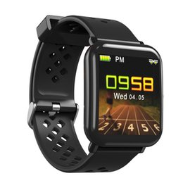 2020 orologio di conteggio DM06 frequenza cardiaca intelligente informazioni braccialetto spingere sonno conteggio foto passo monitoraggio remoto intelligente orologio sportivo orologio di conteggio economici