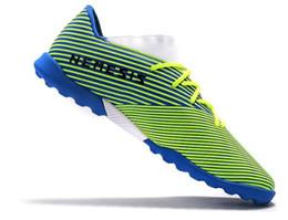 Argentina Entrenadores TNEMEZIZI 19.3 TF Zapatillas de fútbol, zapatillas deportivas, Zapatillas deportivas de diseño, Zapatillas de deporte de entrenamiento, botas de zapatillas deportivas para hombres supplier running sports shoes soccer Suministro
